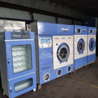 中卫出售洁希亚二手干洗店设备二手四氯乙烯干洗机水洗机