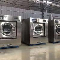 辽阳出售二手洗涤设备海狮二手水洗机二手100公斤烘干机