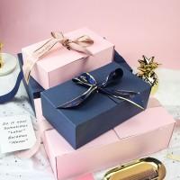 厂家定制礼品包装盒硬盒彩盒商务礼盒